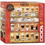 Puzzle  Eurographics-8000-0589 Kaffee