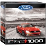 Puzzle  Eurographics-8000-0702 2015 Ford Mustang GT