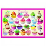 Puzzle  Eurographics-8100-0519 Mini Cupcakes