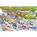 Puzzle   Emma Ball - The Fishing Village