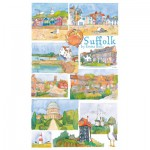 Puzzle  Gibsons-G2513 Emma Ball: Suffolk