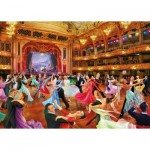 Puzzle  Gibsons-G3521 XXL Teile - Marcello Corti - Keep on Dancing