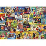 Puzzle  Gibsons-G7078 Beryl Peters - Christmas Crackers