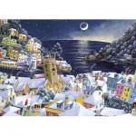 Puzzle   John Gillo - Christmas Moon