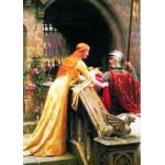 Puzzle  Gold-Puzzle-60508 Leighton Edmund Blair: God Speed