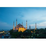 Puzzle  Grafika-Kids-00408 XXL Teile - Blaue Moschee, Türkei