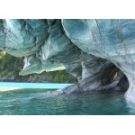 Puzzle  Grafika-Kids-00668 Magnetische Teile - Blue Marble Cave, Chile