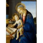 Puzzle  Grafika-Kids-00699 Magnetische Teile - Sandro Botticelli: Madonna des Buches, 1480