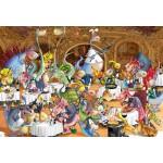 Puzzle  Grafika-Kids-00923 XXL Teile - François Ruyer: Restaurant