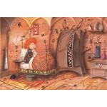 Puzzle  Grafika-Kids-01475 XXL Teile - François Ruyer - Die Hexe