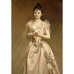 Puzzle   John Singer Sargent: Miss Grace Woodhouse, 1890