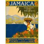 Puzzle  Grafika-00094 Jamaica