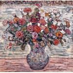 Puzzle  Grafika-00555 Maurice Prendergast: Fleurs dans un Vase , 1910 - 1913