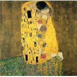 Puzzle  Grafika-00722 Klimt Gustav: Der Kuss, 1907-1908
