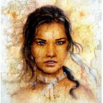Puzzle  Grafika-00787 Indianerin