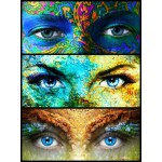 Puzzle  Grafika-00878 Women Eyes