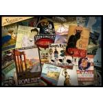 Puzzle  Grafika-00879 Vintage Poster