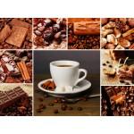 Puzzle  Grafika-00965 Kaffee