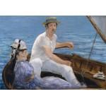 Puzzle  Grafika-01131 Edouard Manet - Boating, 1874