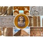 Puzzle  Grafika-01402 Collage - Ägypten