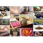 Puzzle  Grafika-01407 Collage - Tee