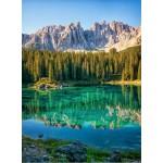 Puzzle  Grafika-01548 Die Dolomiten, Italien