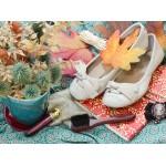 Puzzle  Grafika-01626 Vintage Dancing Shoes