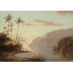 Puzzle   Camille Pissarro: Creek in St. Thomas, Virgin Islands, 1856