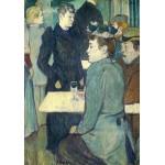 Puzzle   Henri de Toulouse-Lautrec: A Corner of the Moulin de la Galette, 1892