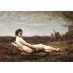 Puzzle   Jean-Baptiste-Camille Corot: Repose, 1860
