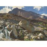 Puzzle   John Singer Sargent: Simplon Pass, 1911