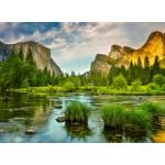 Puzzle   Yosemite-Nationalpark