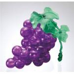 HCM-Kinzel-59118 Puzzle 3D - 46 Teile - Blaue Weintrauben