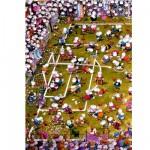 Puzzle  Heye-29091 Mordillo: Crazy Football