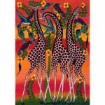 Puzzle  Heye-29426 Tinga Tinga: Giraffen