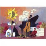 Puzzle  Heye-29449 Rosina Wachtmeister: Cello