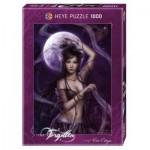 Puzzle  Heye-29460 Cris Ortega: Mondschein