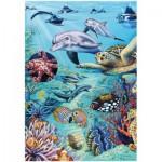 Puzzle  Heye-29623 Marion Wieczorek: Tropische Gewässer