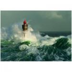 Puzzle  Heye-29670 Jean Guichard: Lighthouse La Jument