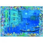 Puzzle  Heye-29695 Sven Hartmann: Cats in Venice