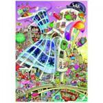 Puzzle  Heye-29749 Robert J. Crisp: Ginger & Fred