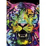 Puzzle  Heye-29766 Jolly Pets, Wild Tiger