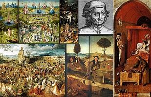 Puzzle Hieronymus Bosch