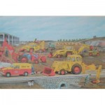 Puzzle  James-Hamilton-Build1000 Roy Didwell - The Building Site