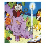 Puzzle  James-Hamilton-Safari-04 Safari