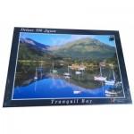 Puzzle  James-Hamilton-Stuart-Tranquil Stuart Island - Tranquil Bay