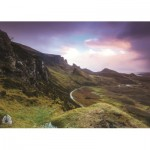 Puzzle  Jumbo-18546 Trotternish Ridge, Schottland