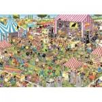 Puzzle   Jan Van Haasteren - Pop Festival