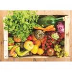 Puzzle   Obst und Gemüsekiste