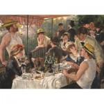 Puzzle   Renoir: Mittagsessen auf dem Schif